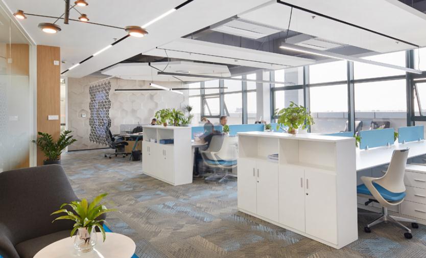 杨浦区办公室装修有哪些风格