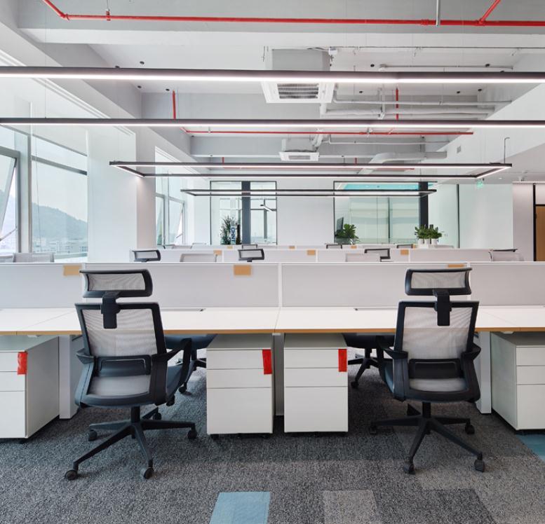 青浦区办公室装修案例