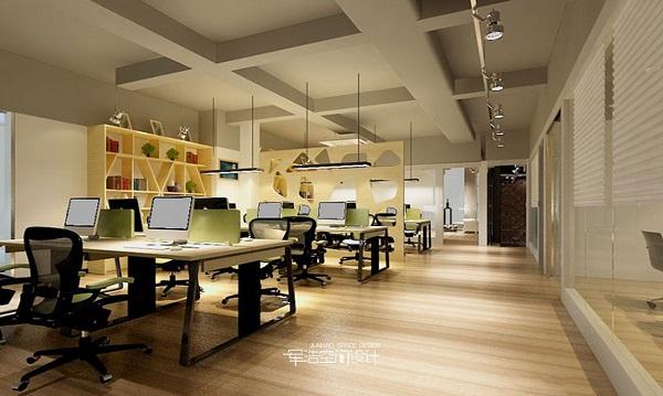 浦东新区办公室装修公司怎么选